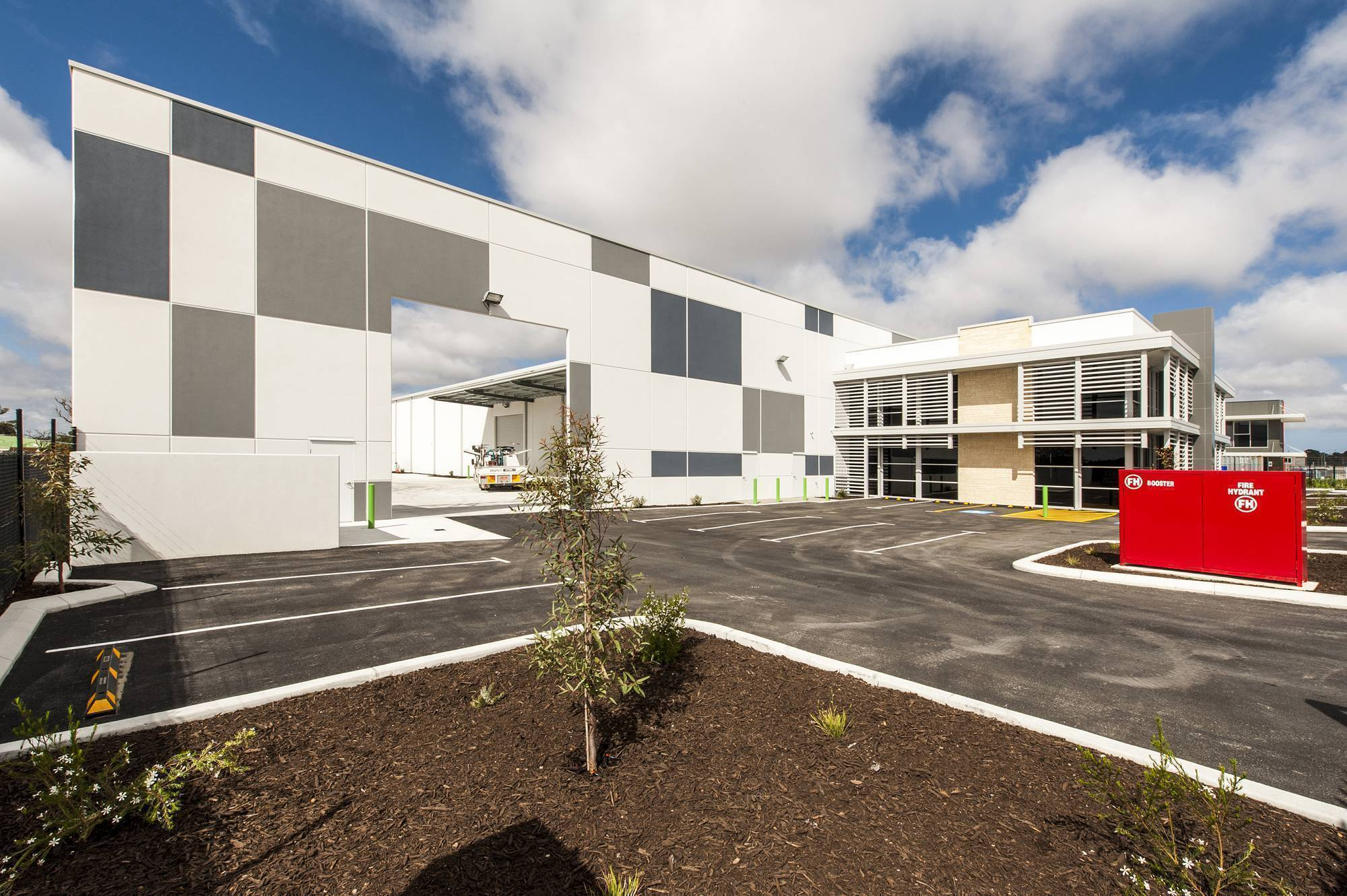 Ward Packaging Headquarters Fortitude Drive Gnangara