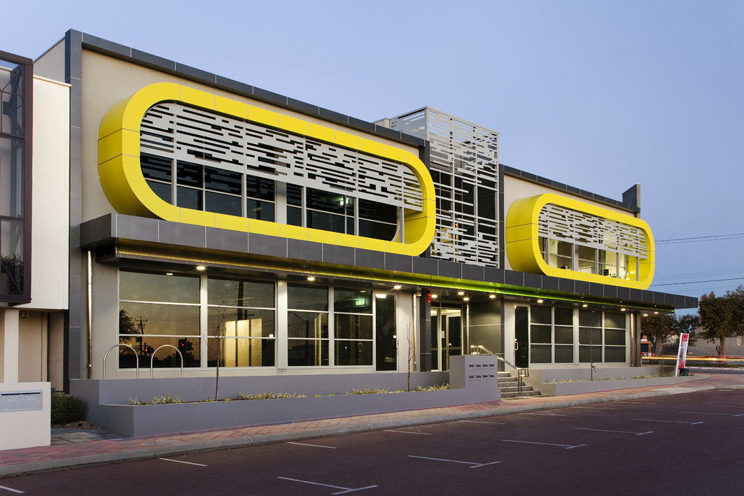Main Street Office Complex Award Winning Design Osborne Park
