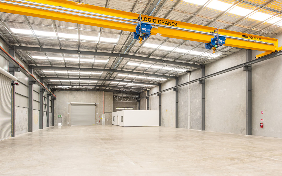 Your Questions About The Industrial Building Sector Answered