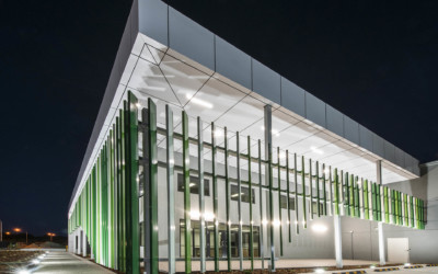 Multotec Headquarters takes the award for Construction Excellence
