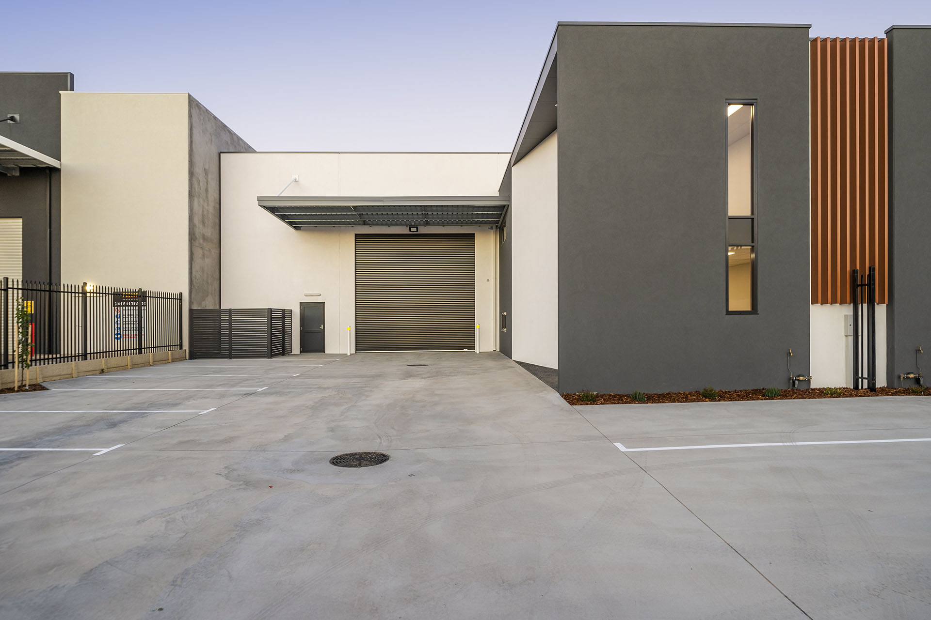 Built Ink Perth Commercial and Industrial Project