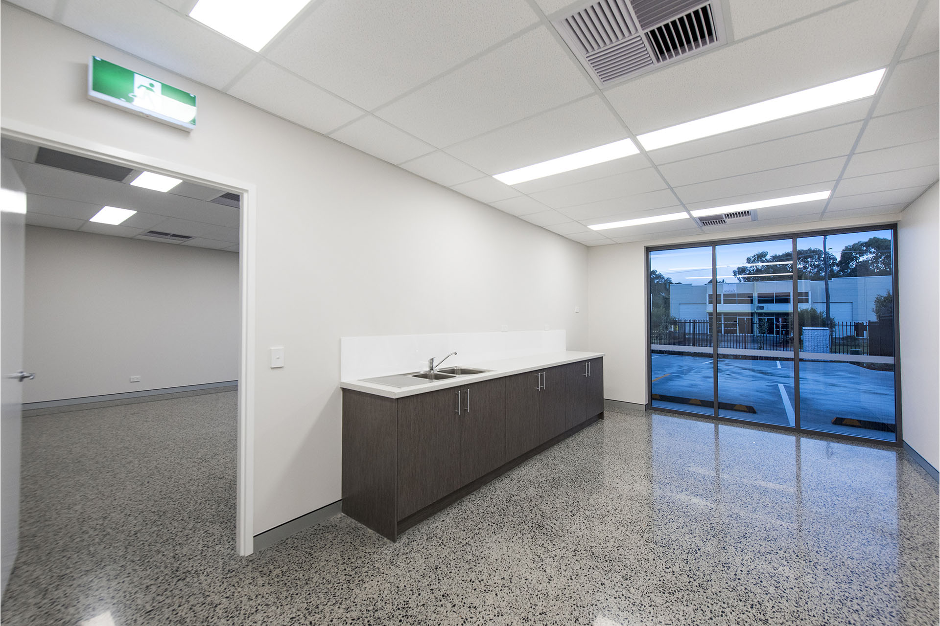 Built Ink 25 River Road Bayswater industrial project by built ink