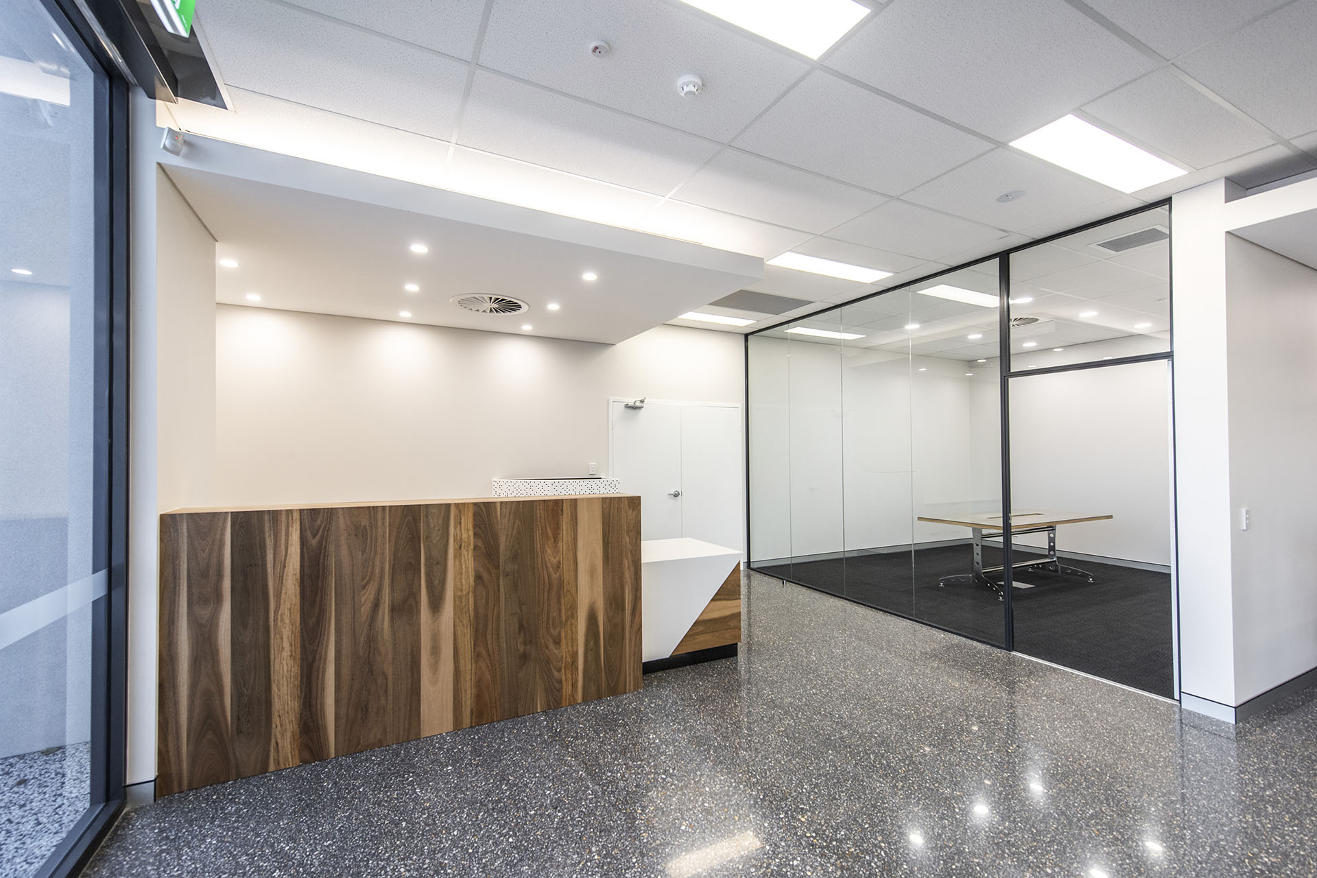 Built Ink 11 wicks Street Bayswater commerical project by built ink
