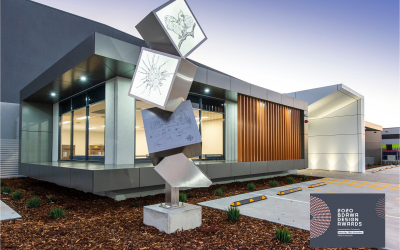 Built Ink wins again at the BDAWA: Best Commercial Building Design Over 2 Million