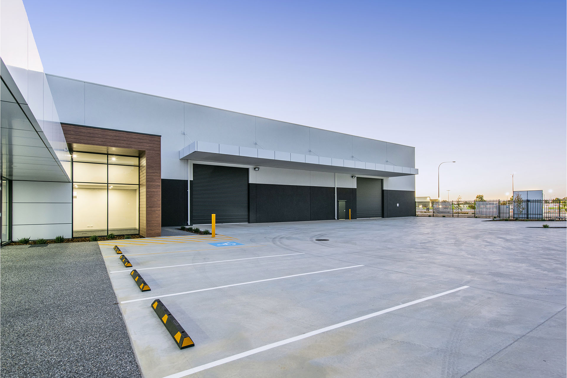 Industrial Project Built Ink 56 Courtney Place Wattle Grove
